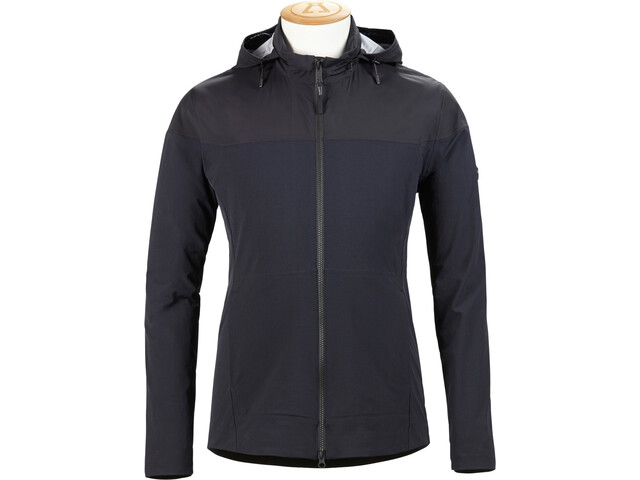 Alchemy Equipment Pertex Chaqueta Híbrida Hombre, black